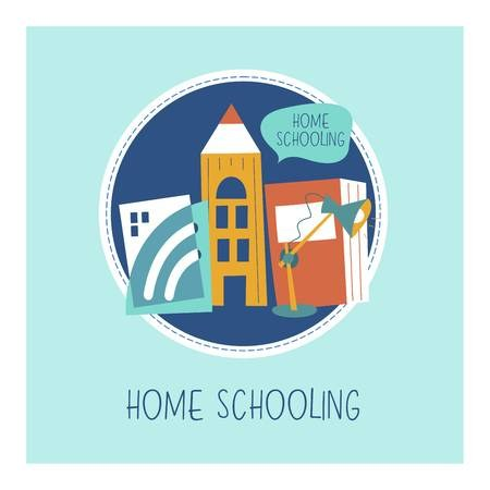 117007648-stock-vector-the-concept-of-homeschooling-home-office-textbooks-books-pencils-and-a-desk-lamp-on-the-table-emblem.jpg